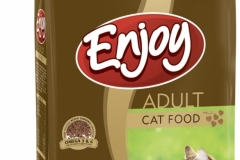 ENJOY CAT FOOD - PREMIUM 15 KG'LIK PAKET