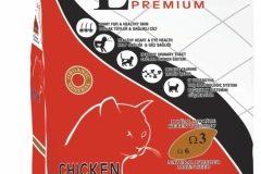 PROLINE ADULT CAT FOOD TAVUKLU,