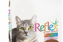 REFLEX ADULT CAT FOOD COLOUR