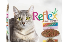 REFLEX ADULT CAT FOOD COLOUR,
