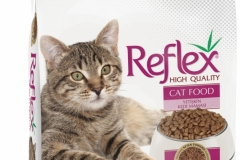 REFLEX ADULT CAT FOOD TAVUKLU,