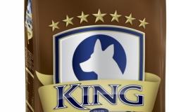 KING ADULT BEEF DOG FOOD 15 KG'LIK PAKET