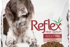 REFLEX ADULT DOG FOOD 2,5 KG'LIK PAKET
