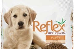 REFLEX PUPPY BEEF DOG FOOD 2,5 KG'LIK PAKET